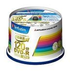 【在庫目安:あり】三菱化学メディア  VHR12JP50V4 DVD-R(CPRM) 録画用 120分 1-16倍速 50枚 インクジェット対応ホワイトレーベル
