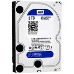 Western Digital  WD30EZRZ-RT [3TB/3.5インチ内蔵ハードディスク] [5400rpm] WD Blueシリーズ / SATA 6Gb/s接続
