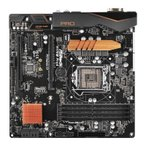 ASRock H170M Pro4 Intel H170 Expressチップセット採用 スタンダードクラスのMicroATXマザーボード