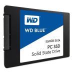 [新製品]Western Digital WDS250G1B0A-00H9H0 [250GB / SSD] WD Blue SSD Series SATAIII接続  /  2.5...