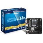 1/6発売 新製品 ASRock H270M-ITX/ac Mini ITXマザーボード intel H270チップセット搭載 LGA1151対応