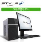 [3年保証] iiyama Stl-M022-C-HFCSM [Windows 10 Home] モニタ別売 Celeron G3930/240GB SSD搭載 ミニタワーパソコン