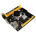 BIOSTAR A68N-5745 AMD A10-5745クアッドコアAPU搭載 Mini-ITXマザーボード
