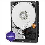 Western Digital  WD40PURZ [4TB/3.5インチ内蔵ハードディスク] WD Purple / SATA 6Gb/s / 5400rpm / 監視システム向けHDD