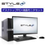 【液晶モニタセット】iiyama スリムデスクトップパソコン Stl-S022-C-HF5HM [Windows 10 Home/Celeron G3930/8GB メモリ/2TB HDD]