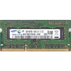 SAMSUNG PC3-10600S (DDR3-1333) 2GB SO-DIMM 204pin ノートパソコン用メモリ
