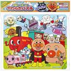 アンパンマン やわらかパズル (きしゃぽっぽ) お風呂で遊べる 知育玩具シリーズ