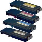 DocuPrint CP400用カラー4色セット大容量 リサイクルトナー Fuji Xerox カラーレーザープリンター DocuPrint DP CP400d/CP400ps/インク
