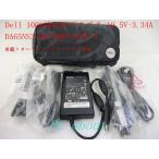Dell 100%純正ACアダプタ DA65NS3-00/SADP-65UB A/P/N:DK138 19.5V-3.34A バック付