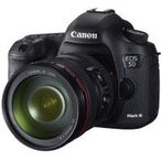 CANON キヤノン デジタル一眼レフカメラ EOS 5D Mark III EF24-105L F4L IS U レンズキット(送料無料)