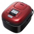 Panasonic パナソニック 3合 可変圧力IHジャー炊飯器 Jコンセプト おどり炊き SR-JX056-K 豊穣ブラック 即納・送料無料