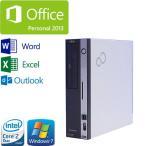 ショッピングOffice 中古パソコン Microsoft OfficePersonal Premium 富士通 FMV-D550(Core2Duo E7500-2.93GHz)(メモリ2GB)(DVD-ROM)(Windows7 Pro)(y-d-003-office)