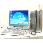 NEC VALUESTAR   + DVDコンボ WindowsXP OfficeXP送料無料中古