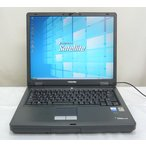 東芝 dynabook Satellite J40 PentiumM755 2Ghz 512MBメモリー WindowsXP KingSoftOffice2007 DVDスーパーマルチ キーボード綺麗 送料無料中古
