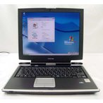 東芝 dynabook Satellite A11 Celeron2.40GHz 256MB 20GB CD-ROMモデル WindowsXPPro 送料無料中古