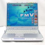 富士通|fujitsu FMV-BIBLO NB16C Intel Celeron1.6GHz OfficeXP WindowsXP  送料無料中古