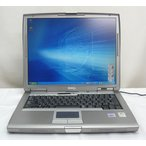 綺麗 無線LAN/DVD再生可能 Latitude D510 PM 1.73Ghz/512MB/60GB WindowsXP KingSoftOffice2007 送料無料中古
