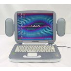 SONY VAIO PCG-QR3E/BP 256MB 30GB OfficeXP DVD再生モデル 送料無料中古