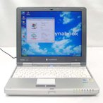 東芝 dynabook C4100 KingOffice リカバリーCD付きWindowsXP  送料無料中古