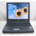 東芝 dynabook Satellite J10 WindowsXP A4ノート KingSoftOffice2007 送料無料中古