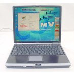 WinXP/FMV BIBLO MG12D DVD再生OK KingOffice2007 WindowsXP 送料無料中古