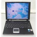 東芝 スリムモバイル dynabook SS2120 WinXP PM 1.1Ghz 256MB 送料無料中古