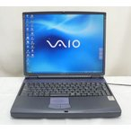 やっぱりSONY VAIO PCG-FX77Z/BP WindowsXP KingSoftOffice2007 15型 SXGA+液晶 送料無料中古