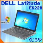 ノートパソコン DELL Latitude E6220