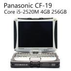 パナソニック タフブック Panasonic TOUGHBOOK CF-19 Core2 メモリ2GB 新品SSD128GB Office付き Windows10 Office付き Win10 中古ノートパソコン