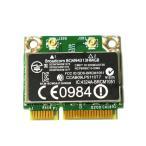 HP+汎用 BCM94313HMGB 802.11b/g/n+Blueooth 3.0 MINI PCI-E 無線LANカード SPS:600370-001