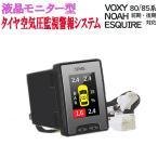 トヨタヴォクシー ノア エスクァイア 80系 85系 前期専用 OBD TPMS タイヤ空気圧監視警報システム
