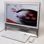 NEC 液晶一体型 21.5型 LAVIE DA570/C PC-DA570CAW-J Core i5 5200U 2.2GHz/8GB/1TB/ブルーレイドライブ/フルHD 地デジチューナー内蔵 Windows10