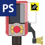 バーチャルマスターズ スピリッツ用 保護フィルム Perfect Shield 3枚セット