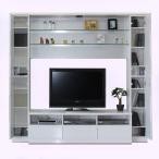 テレビ台 テレビボード ハイタイプ ライト付
