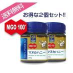送料無料 マヌカヘルス マヌカハニー MGO100+ 250g  日本語ラベル 2個セット 日本向け正規輸入品 MANUKA HONEY MANUKA HEALTH ハチミツ