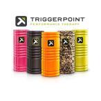 トリガーポイント TRIGGERPOINT グリッドフォームローラー 直径14cm 長さ33cm ブラック 04401