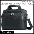 SAMSONITE LEVERAGE LAPTOP PORTFOLIO サムソナイトレバレッジ