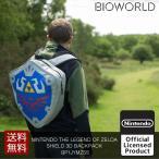BIOWORLD NINTENDO THE LEGEND OF ZELDA SHIELD 3D BACKPACK (BP1JYMZSS) バイオワールド
