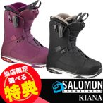 16-17 SALOMON KIANA [Black/Shrew/Black][Mystic Purple/Mystic Purple/Grey] キアナ サロモン