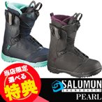 16-17 SALOMON PEARL [Deep Blue/Light Mint/Deep Blue][Black/Bordeaux/Black] パール サロモン
