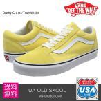 VANS UA OLD SKOOL Dusky Citron/True White (VN-0A38G1OUX) バンス オールドスクール