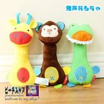 ぬいぐるみ ペット 犬のおもちゃ キリン ライオン パンダ 犬のおもちゃ ペット遊ぶ歯咀嚼 トレーニング製品