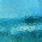 ガラス工芸材料 モレッティ アクアマリン 034 約12.5cm×約12.5cm