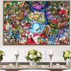 上級者向け フル ダイヤモンド刺繍 キット ビーズ刺繍 ディズニー アリス 不思議な国 モザイクアート パズルアート リハビリ 趣味 絵画 カラービーズ