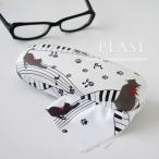 ショッピング薔薇 黒猫メガネケース 眼鏡 薔薇雑貨 バラ
