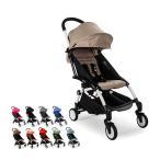 ベビーゼン Baby Zen ヨーヨープラス 6+ ベビーカー ホワイトフレーム/ブラックフレーム Yoyo 6+ Stroller ベビー ストローラー コンパクト