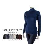 ショッピングタートルネック ジョンスメドレー John Smedley タートルネック セーター キャトキン Catkin WOMEN レディース ウール 長袖 ニット シンプル
