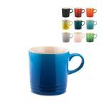 ルクルーゼ マグカップ 0.35L 350ml コーヒー食器 インテリア お洒落 デザイン Le Creuset TAZZA POLISHED CERAMIC