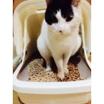 猫砂用ペレット 猫ちゃんも快適です! 10kg1袋(約16.5L)入り一箱 (黒ペレット)(木ペレット)