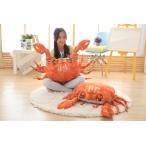 【送料無料】クッションかに カニ 抱き枕 蟹 ぬいぐるみ だきまくら 海鮮 かに プレゼント ギフト あたっかクッション 女性 人気 贈り物